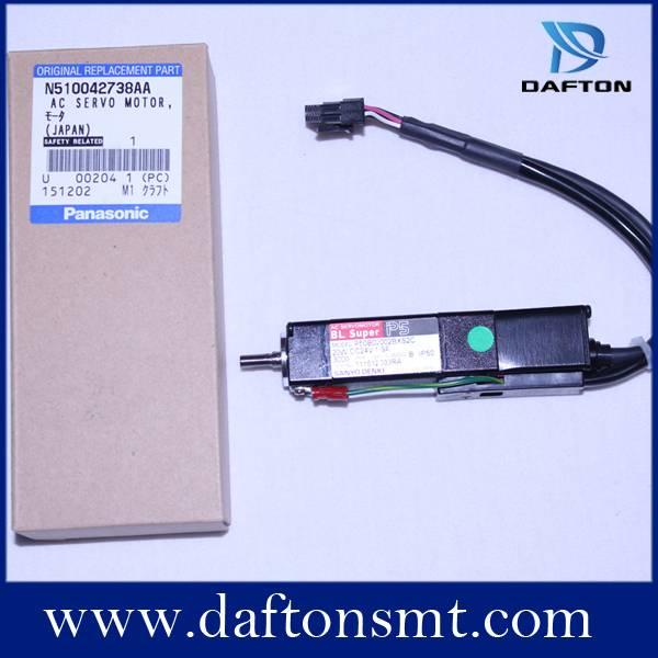 Panasonic CM402 Servo Motor N510042738AA/N510030834AB/KXF0CWQAA00