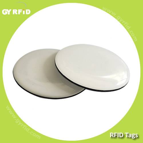 passive rfid CHIP token with PVC expoxy(gyrfidstore)