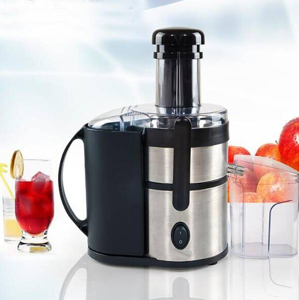 Electric Fruit Juicer, easy cleaning