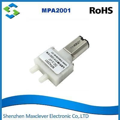 MPA2001 -Membrane Vacuum Pump,  Brush DC Motor
