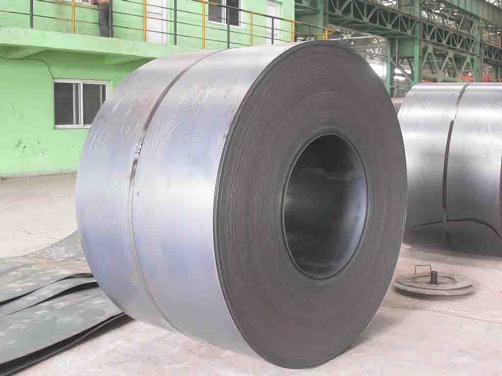 Cold-Rolled Steel Coil