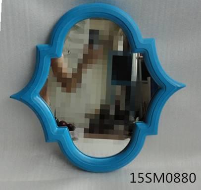mdf /wood frame mirror