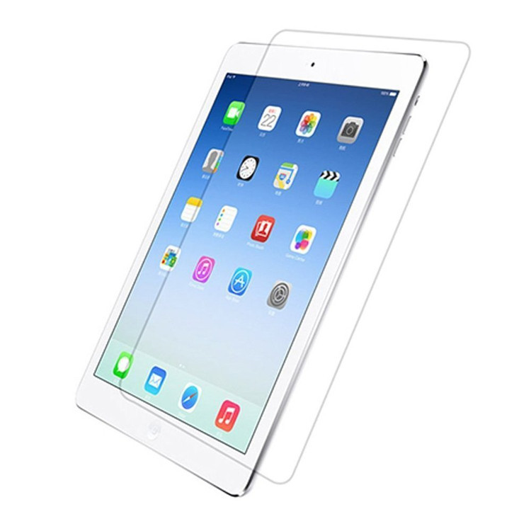9H tempered glass screen protector for ipad air, iPad pro