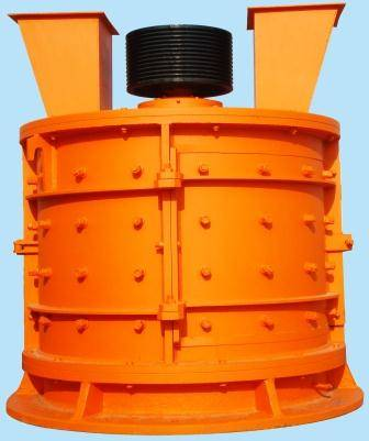 vertical hammer crusher