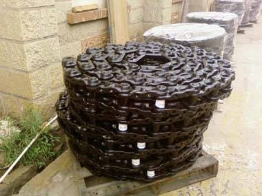 excavator/bulldozer parts track chain,track link,track shoe,shoe plate cat320d pc200-8