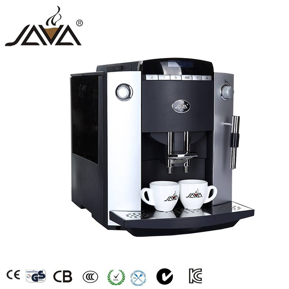 WSD18-010A Automatic Coffee Machine with Cappuccino Milk Frother