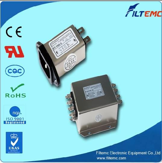 Medical Appliance filter/EMI filter