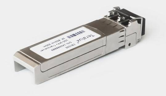 850 nm VCSEL 10Gigabit SFP+ transceiver