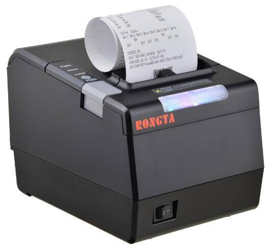 "3""/300mm Wi-Fi thermal receipt printer with USB power, desktop or wall mount option RP850"