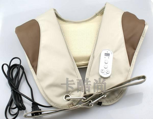 back&shoulder massager manufacturer
