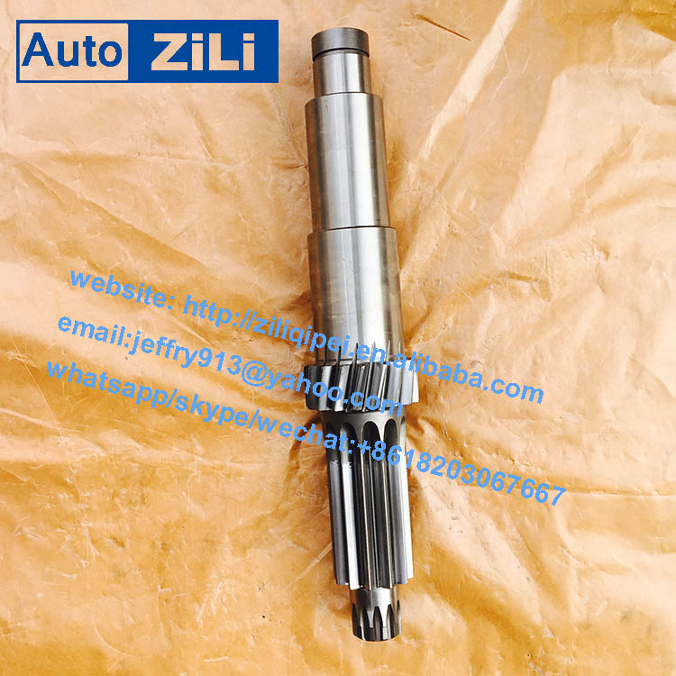 high performance factory sale Transmission box Counter Shaft 1268303078 for yutong s6-90