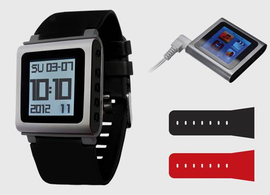 MP4 Watch Player UN-PM101