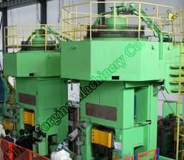 J55 High Energy Clutch-operated Screw Press