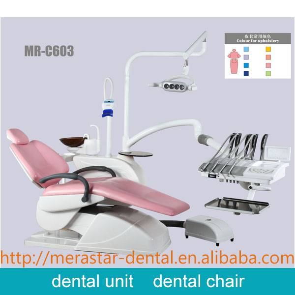 hot sale dental chair unit in low price