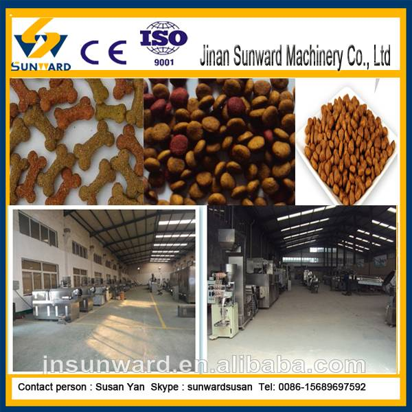 CE certification fully automatic poultry food processing machine