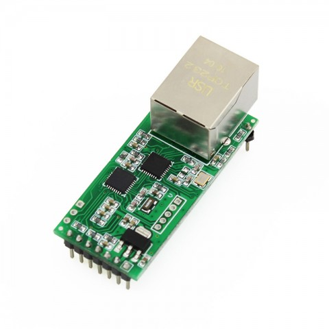 Serial TTL to Ethernet Module