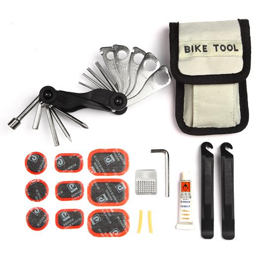 30 in 1 Multifunction Bicycle Tool