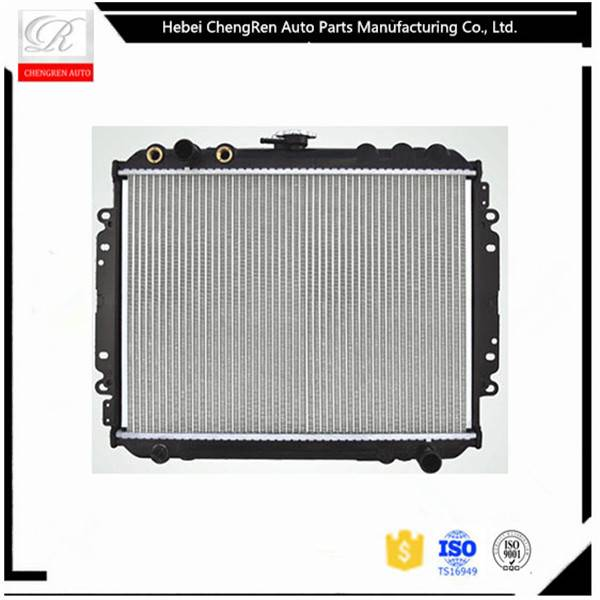 Aluminum Core Auto Radiator For BAW Luling Diesel