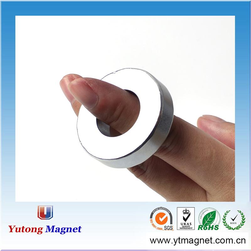 neodimium magnet radially/unipolar neodymium ring magnet