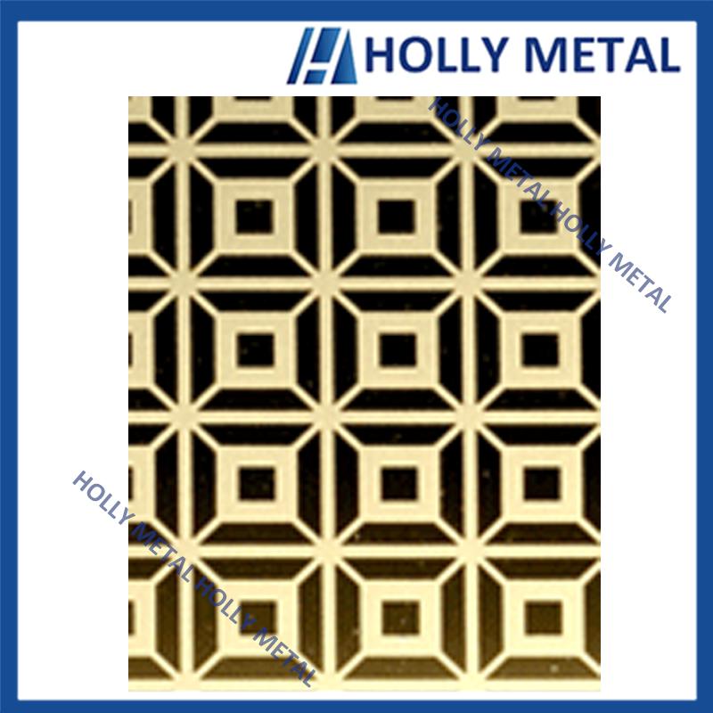 Stainless Steel Decorative Sheet Design Sheet Color Sheet