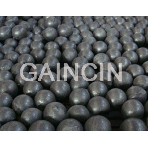 Cast chroumium grinding media balls for cement