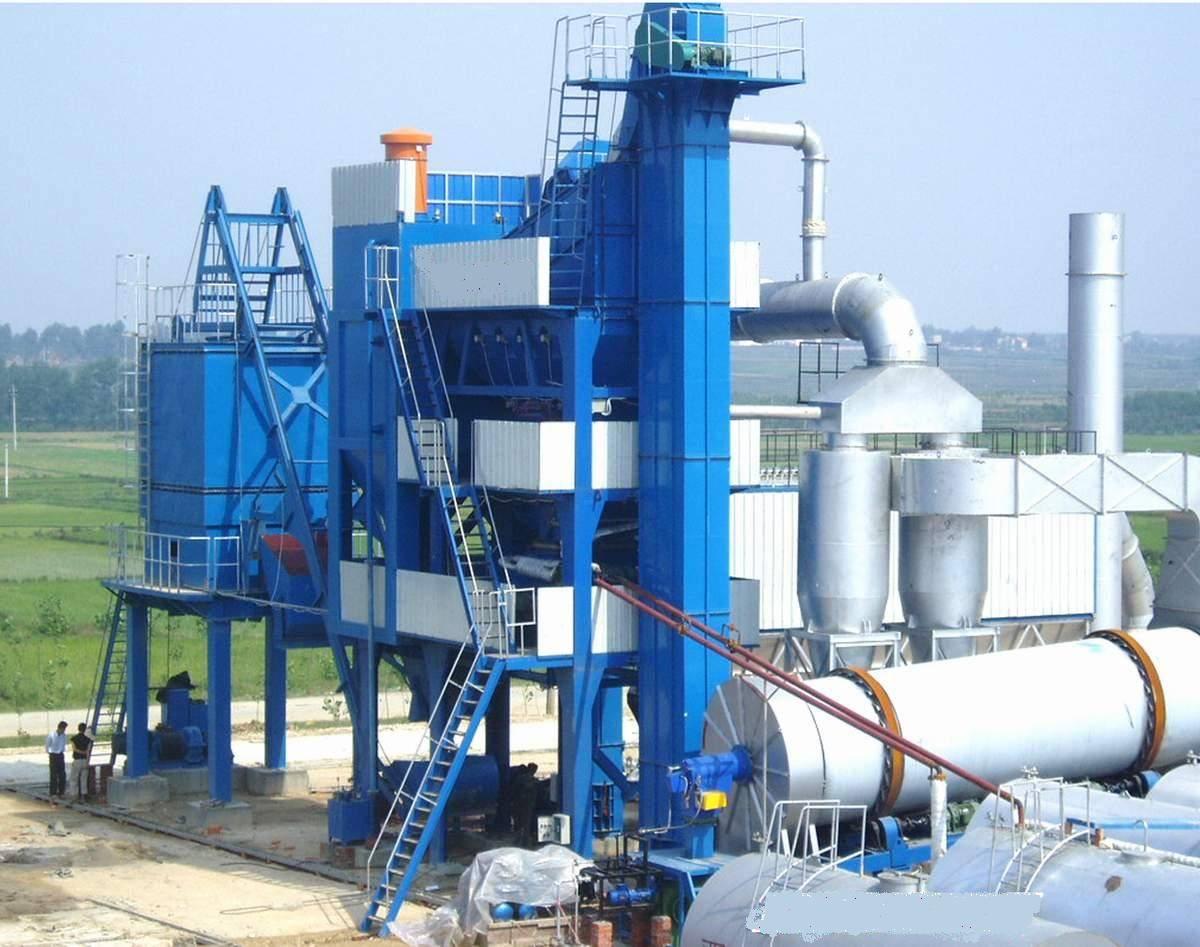 Mini Asphalt Plant : Asphalt batching plant lbq shanghai gecheng