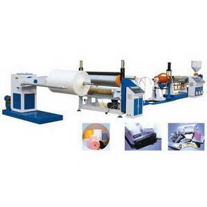EPE Foam sheet film production line