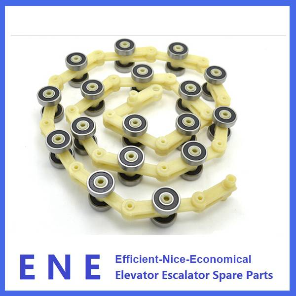 Schindler Escalator newel chain handrail chain