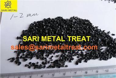 copper slag grit 0.2-2.0mm on sale