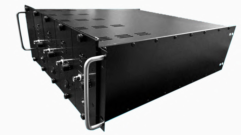 500W Fixed Frequency Sonar Amplifier Array