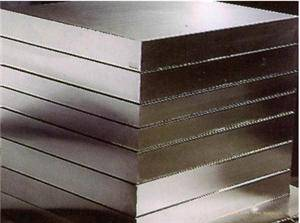 milled surface C45 flat