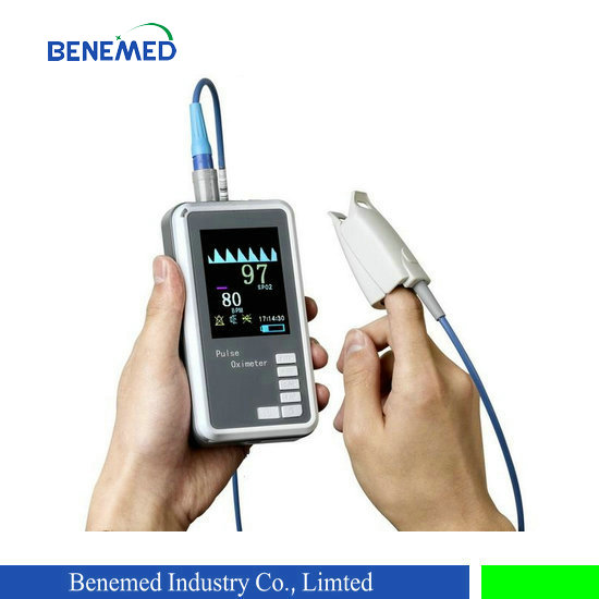 Handheld Pulse Oximeter Bx-55 with Cheap Price and High Quality