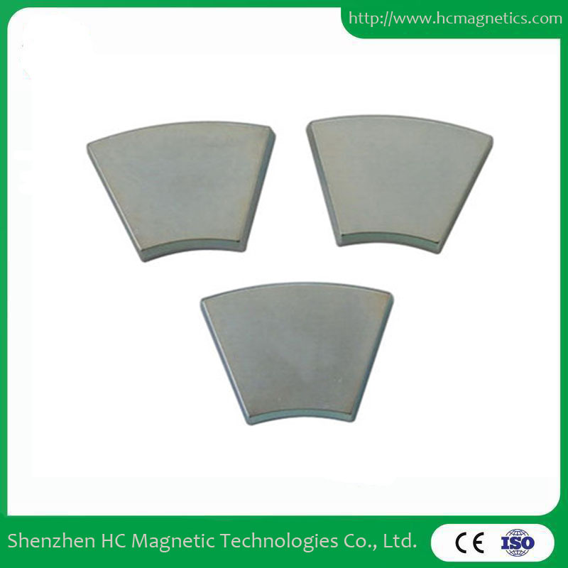 Arc NdFeB Sinter Magnet, High Performance Sinter NdFeB Magnet