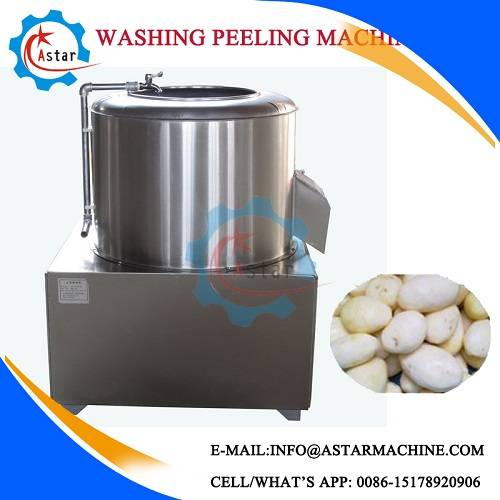 Small Capacity Potato Peeler From China For Sale
