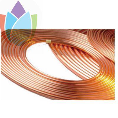 Copper Pancake Coil ASTM B280 Standard