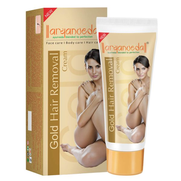 Gold Hair Removal Cream