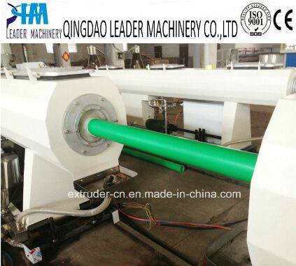 Plastic Pipe Extruder Machine PPR Hot Cold Water Pipe Extrusion Line 20-110mm