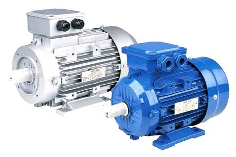 MS Series Three-phase Asynchronous Electric Motor With Aluminium Housing