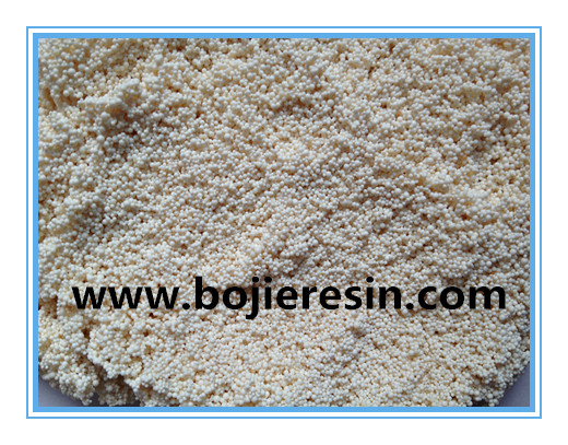 ion exchange resin for Perchlorate Removal