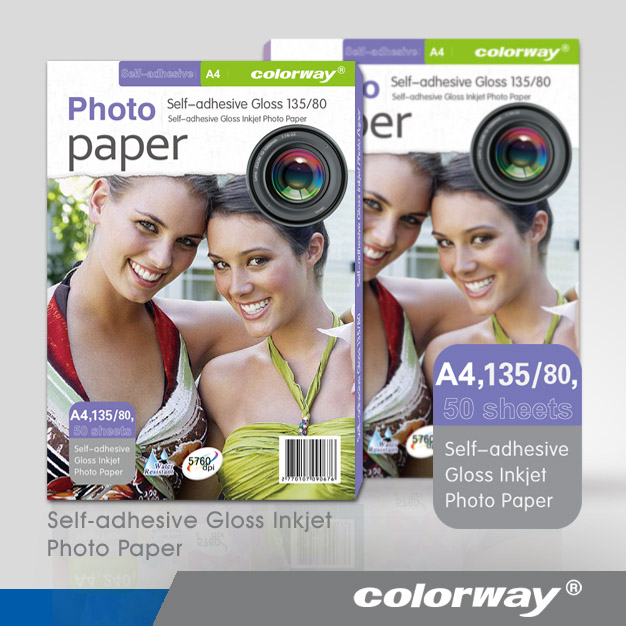 High glossy Inkjet Photo Paper A3/A4/A5/A6/4R/5R
