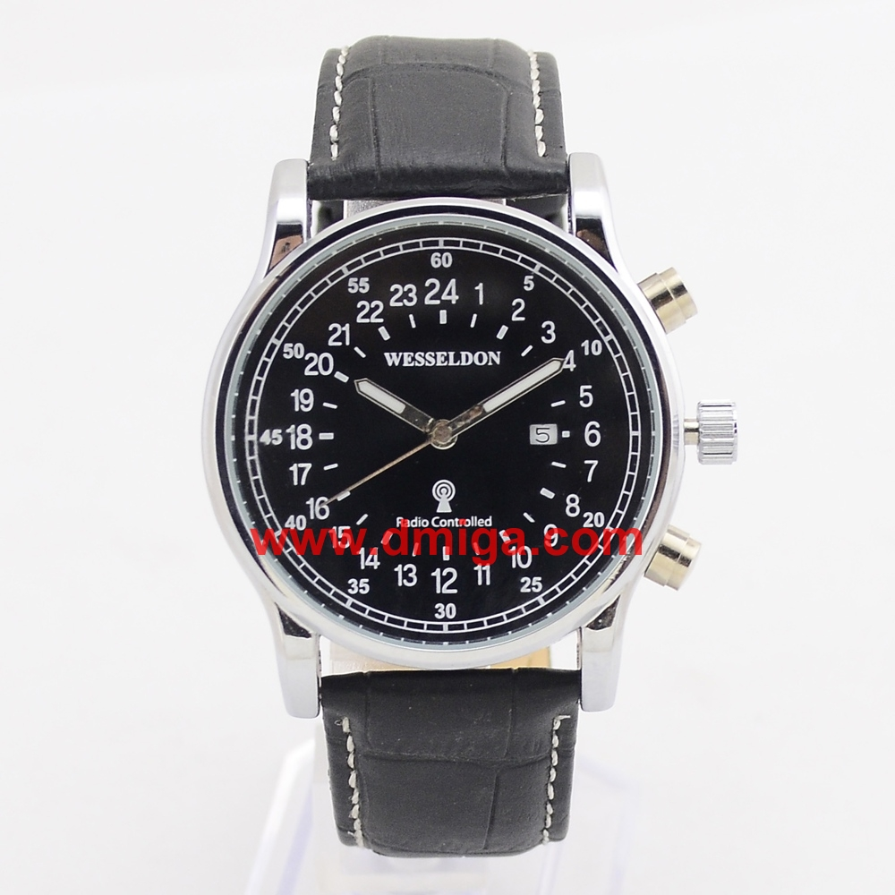 RCC 24 hours radio-controlled watch