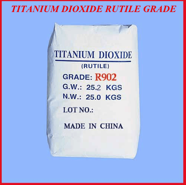 Rutile Titanium Dioxide R902 General Use