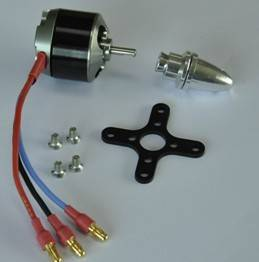 Export  Outrunner brushless Motor