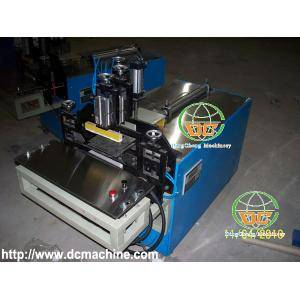 Semi automatic hand towel packing machine (DC-FT-SPM3)