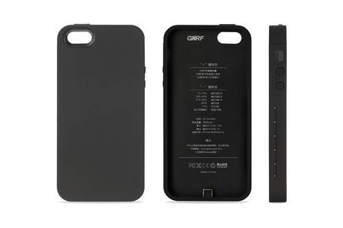 External backup iphone battery case for iphone5/5s