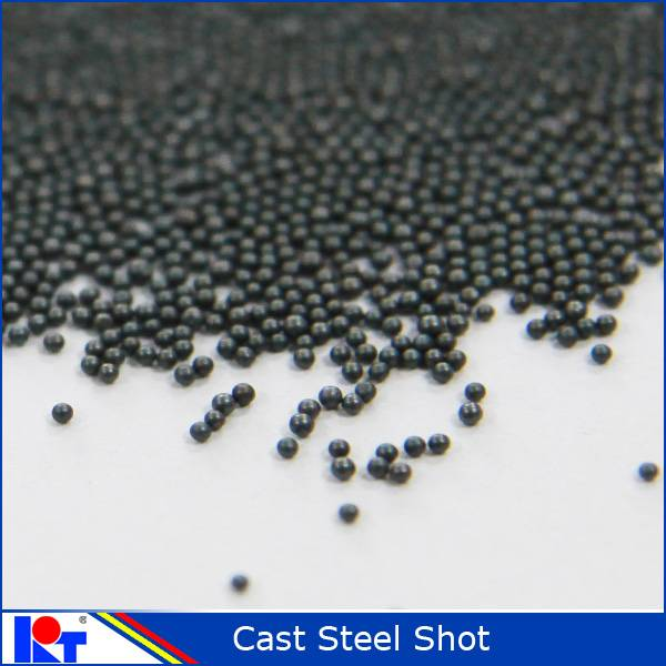 Long life steel shot S330/1.0mm-blasting media