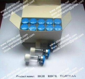 Blue HGH Human Growth Hormorn 15iu High Quality Bulk