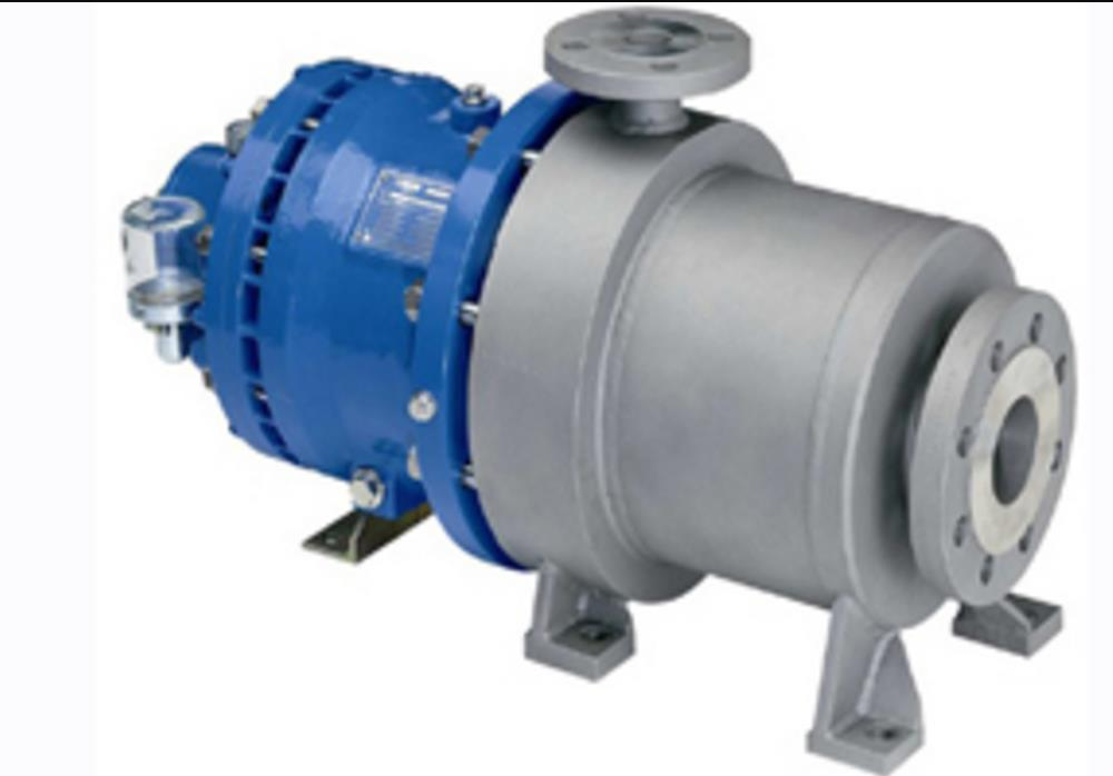 VCB horizontal, single stage, single suction, cantilevered magnetic pumps