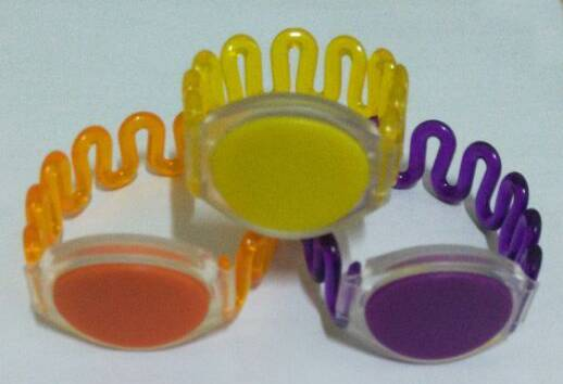 Waterproof silicon RFID wristband