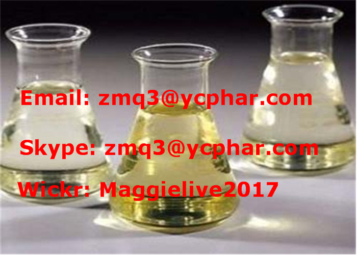 Purity Steroid Hormone Powder CAS: 13103-34-9 Boldenone Undecylenate